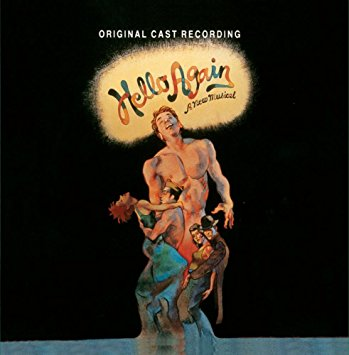 Hello Again Original Cast Recording Album Cover