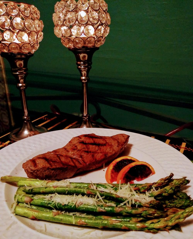 Blood Orange Steak Marinade