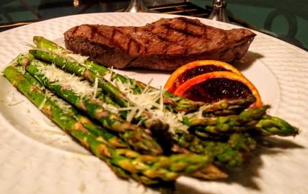 Ray-Ray's Blood Orange Top Sirloin Steak