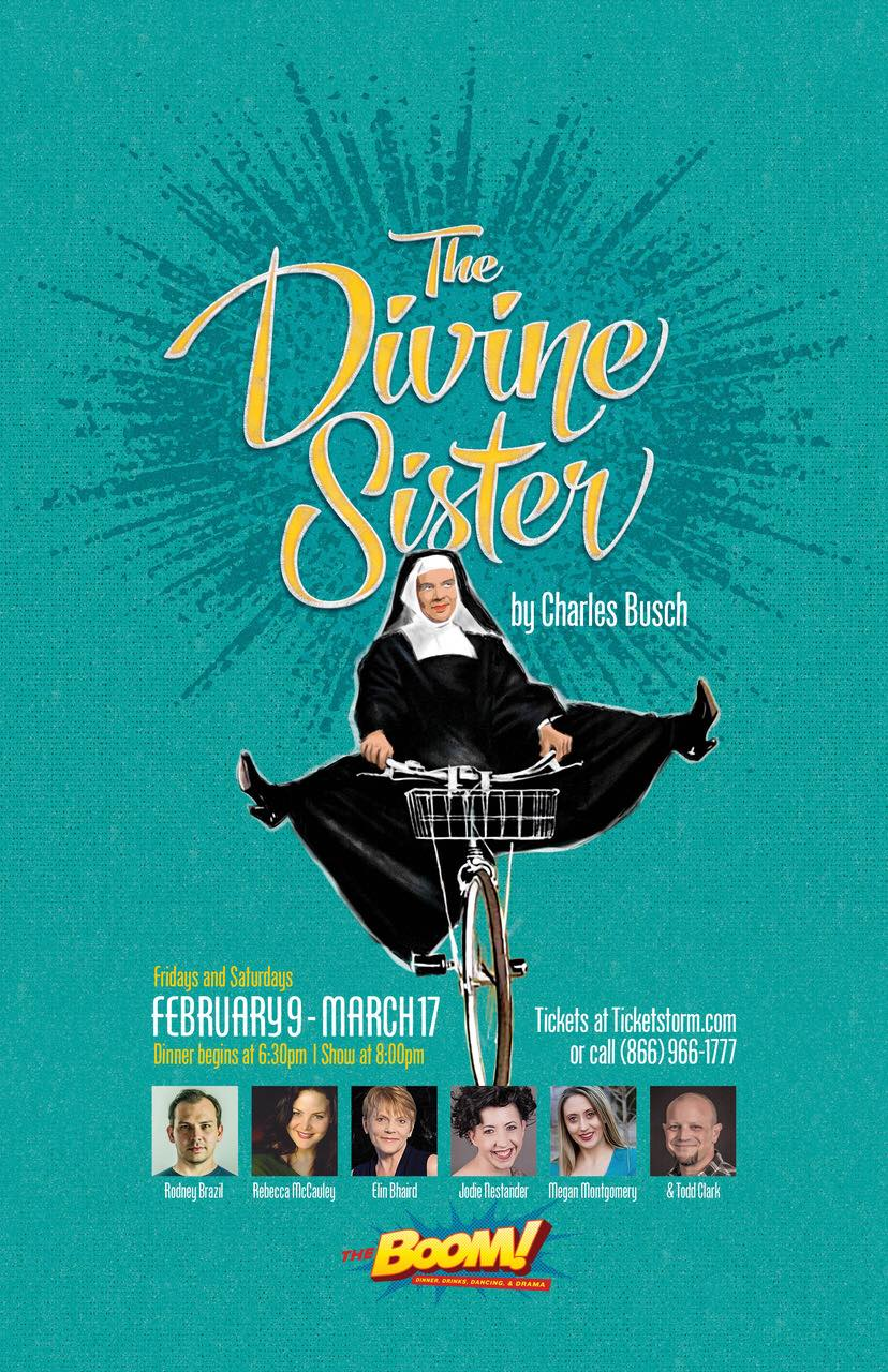 The Divine Sister in OKC by Charles Busch